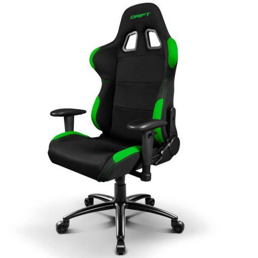 drift-dr100-silla-gaming-negra-verde