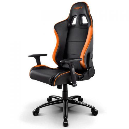 drift-dr200-silla-gaming-negra-naranja