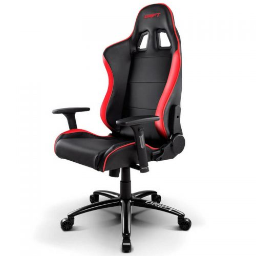 drift-dr200-silla-gaming-negra-roja