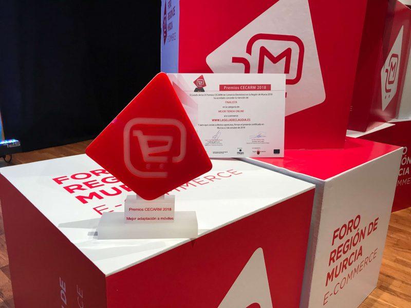 ganadores premio mejor tienda online adaptada a dispositivos moviles