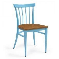 BALTIMORE-silla-acero-pintado-celeste-asiento-