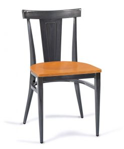 DAKOTA-silla-acero-gris-envejecido-asiento laminado