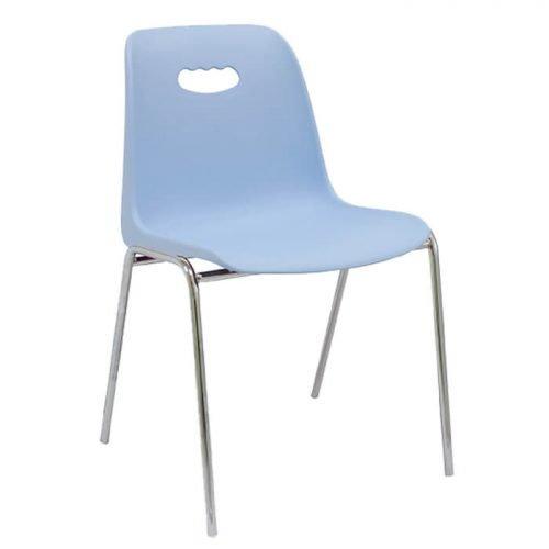 silla-fija-infantil-modelo-venecia-color-azul-patas-cromadas