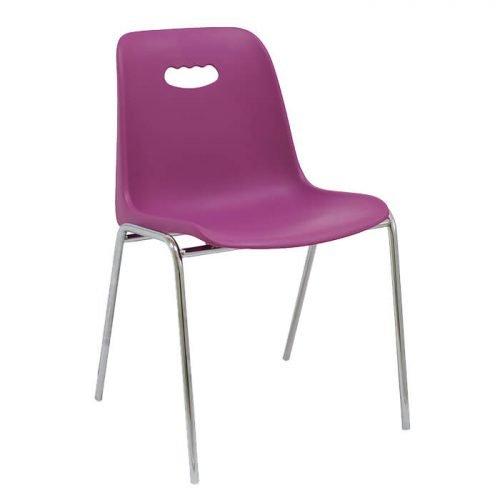 silla-fija-infantil-modelo-venecia-color-morada-patas-cromadas