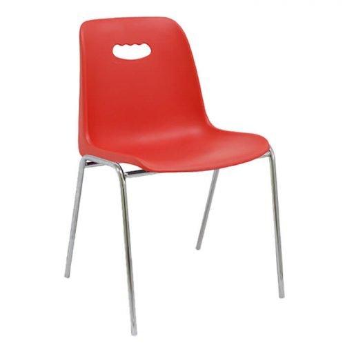silla-fija-infantil-modelo-venecia-color-rojo-patas-cromadas