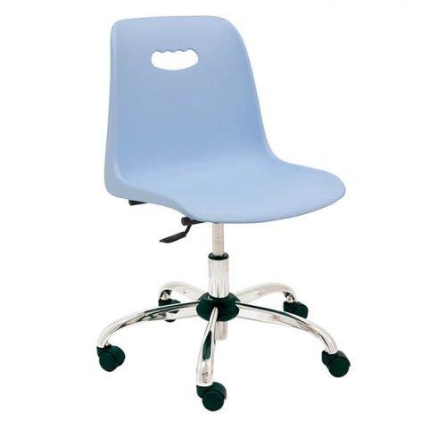 silla-giratoria-infantil-modelo-venecia-color-azul-base-cromada