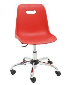 silla-giratoria-infantil-modelo-venecia-color-rojo-base-cromada