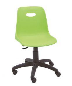 silla-giratoria-infantil-modelo-venecia-color-verde-base-negra