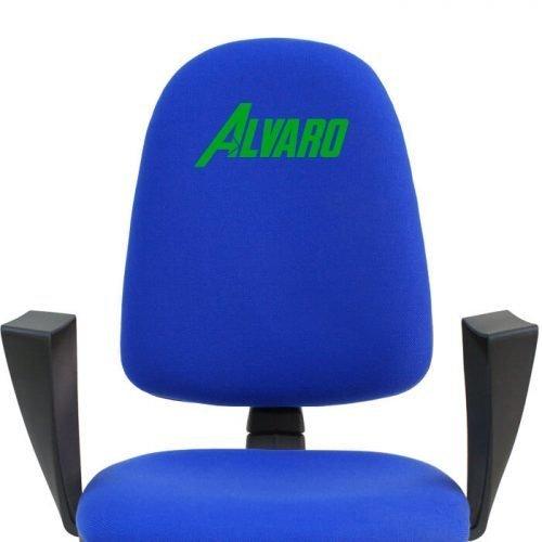 bordado-verde-silla-torino-azul
