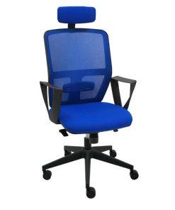 silla-giratoria-keempat-oficina-malla-azul-asiento-azul-cabezal