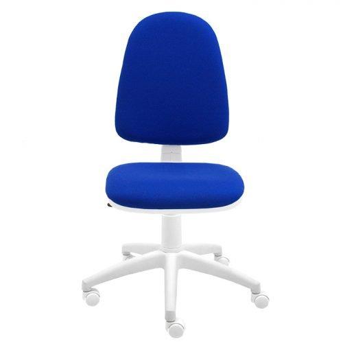 silla-giratoria-torino-blanca-color-azul-frente-ruedas-blancas