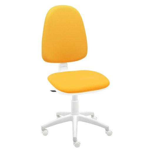 silla-torino-blanca-color-mostaza-giratoria-para-escritorio
