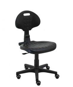 silla-giratoria-de-trabajo-Work-poliuretano-inyectado-con-ruedas-de-goma