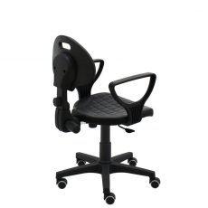 silla-giratoria-de-trabajo-Work-poliuretano-inyectado-con-ruedas-de-goma-trasera-con-brazos