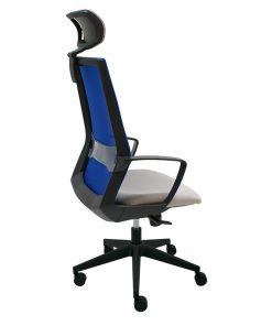 silla-ergonomica-oficina-despacho-i70-lateral