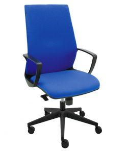 sillon-giratorio-ergonomico-i70-tapizado