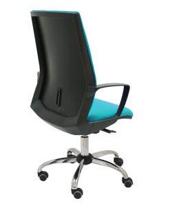 sillon-giratorio-ergonomico-i70-tapizado-turquesa