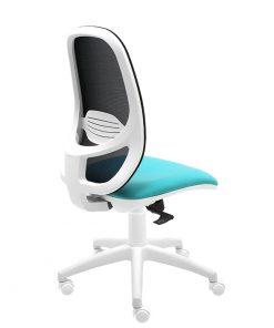 silla-giratoria-andy-teletrabajo-oficina-malla-negra-bali-turquesa