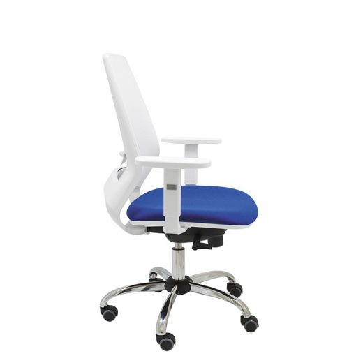 silla-giratoria-de-oficina-4u-malla-blanca-asiento-azul-con-brazos-regulables