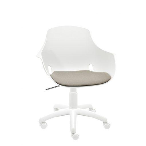 silla-giratoria-goa-blanca-asiento-tapizado
