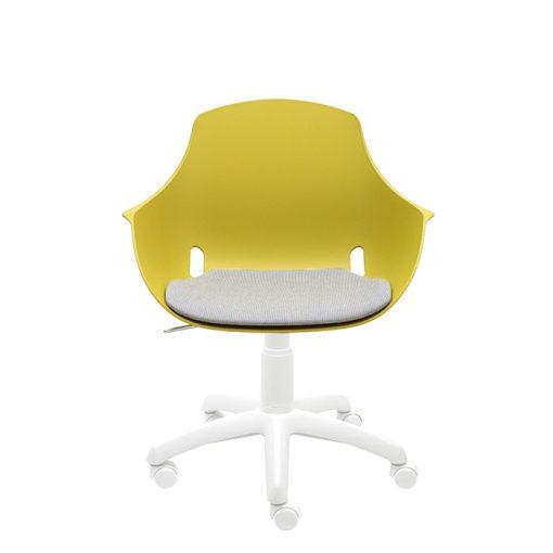 silla-giratoria-goa-mostaza-asiento-tapizado-gris