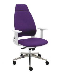silla-giratoria-oficina-4u-tapizada-con-respaldo-alto-tapizado-morado-base-aluminio