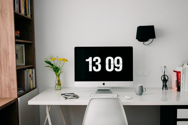 Cómo decorar un despacho pequeño para teletrabajar cómodo