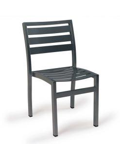 EROS silla aluminio lamas jardín