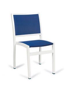 EROS silla aluminio textil jardín