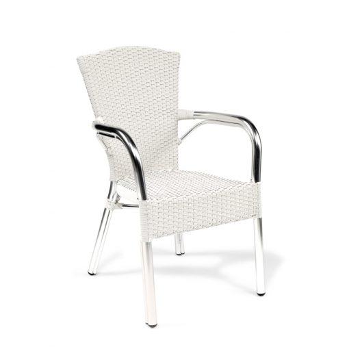 JAMAICA sillón aluminio medula jardín