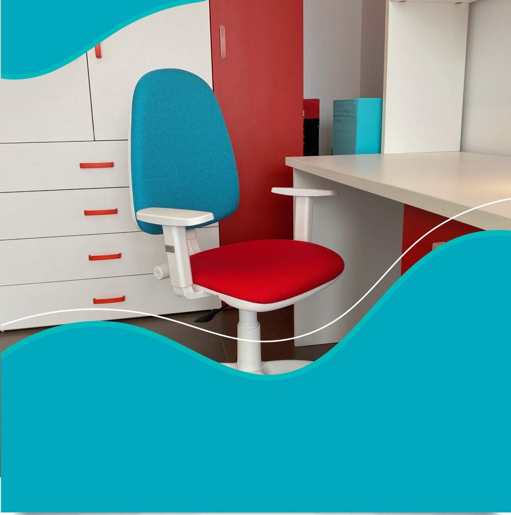 silla-de-escritorio-para-niños