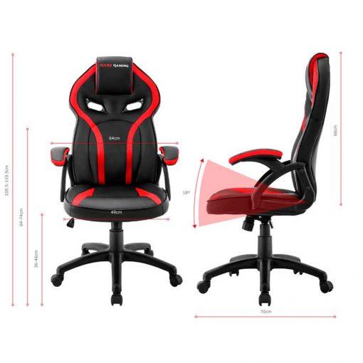 medidas-silla-gamer-mars-roja
