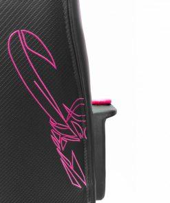 silla-gamer-rosa-bordada