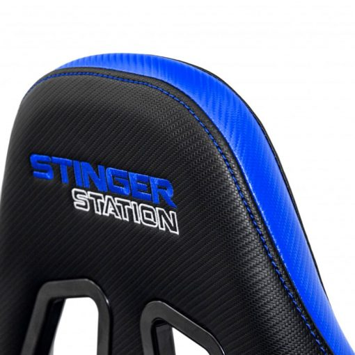 silla-gamer-woxter-stinger-station-azul-bordado