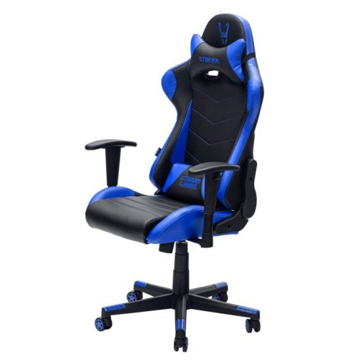 silla-gamer-woxter-stinger-station-azul-lateral