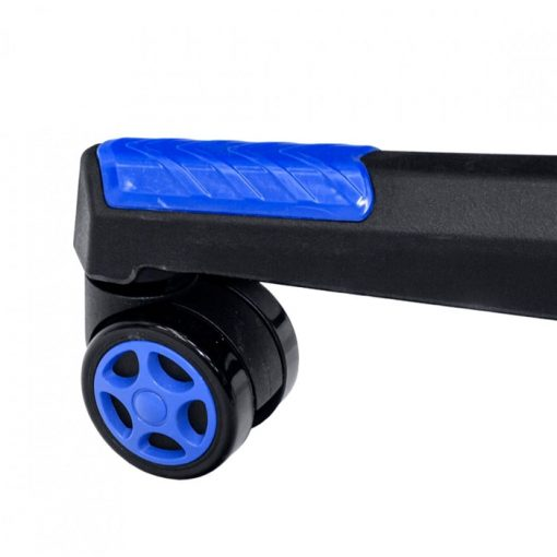 silla-gamer-woxter-stinger-station-azul-ruedas
